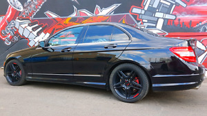 Mercedes c350 4matic  AMG sport/premium  package