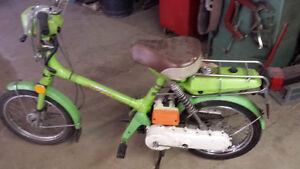 Honda Moped For Sale London Ontario image 1