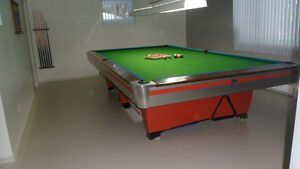 Table de billard snooker Saguenay Saguenay-Lac-Saint-Jean image 1
