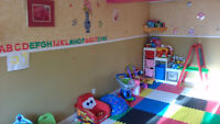 daycare in hull 5 min in ottawa ,     روضةgarderie