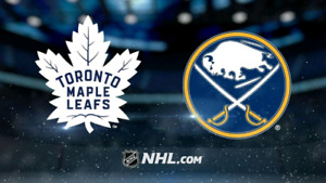 2 TICKETS Leafs vs Sabres March 15th/18 in Buffalo