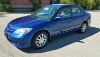 2005 Honda Civic Si Sedan | SUNROOF | CERTIFIED | WARRANTY!