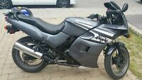 kawasaki ninja in mint condition