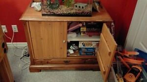Free Cabinet with Shelve