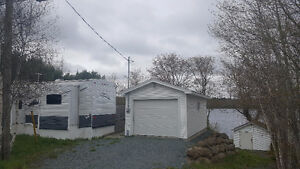 Great value - waterfront with garage!