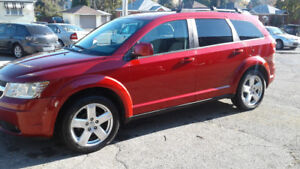 2010 Dodge Journey SXT New Price