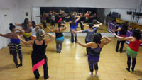Try a Free Bellydance Class in Hamilton