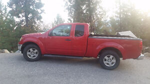 2007 Nissan Frontier SE - Reduced further