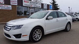 CERTIFID 2010 Ford Fusion SEL AWD - Htd Leather + more - Yorkton