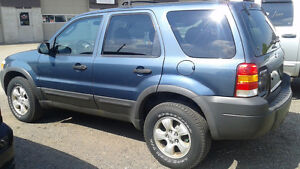 2005 Ford Escape XLT SUV, Safety and ETest Cambridge Kitchener Area image 3
