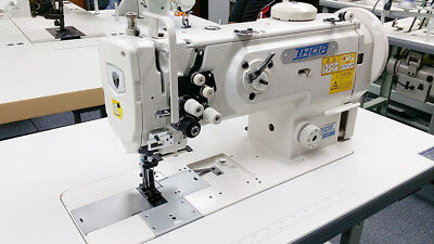 Thor Gc1560 Double Needle Upholstery Walking Foot Sewing Machine - Assembled