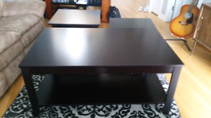 Great Deal on Coffee Table and Side Tables