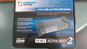 Cables to Go USB/PS2 Switch