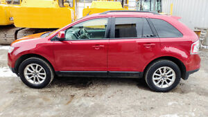 2009 Ford Edge SEL AS IS low kms