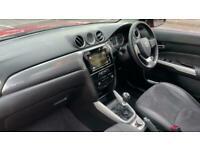 2017 Suzuki Vitara 1.6 DDiS SZ5 ALLGRIP (s/s) 5dr SUV Diesel Manual
