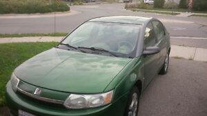 2003 Saturn ION 3 Uplevel Sedan