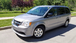 2013 Dodge Grand Caravan SE Minivan, Accident Free! Bluetooth