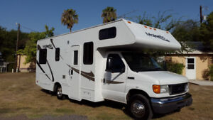 Motorhomes for Rent! Book now for Spring/Summer 2019 and Save
