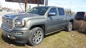 2017 GMC Sierra Denali - Loaded, Brand New, Must Go!