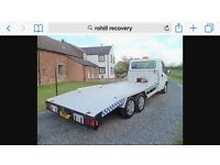 Recovery Truck Rohill Body Crew Cab Tilt and Slide Wanted