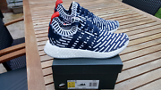ADIDAS ORIGINALS NMD R2 PK PRIMEKNIT NAVY US8 & US9 Newington Auburn Area Preview