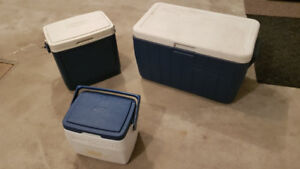 3 iceboxes - can be sold separately