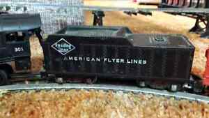 American Flyer set (S scale ) Windsor Region Ontario image 2
