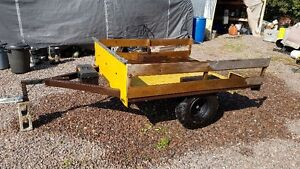 small utility trailer in Verner