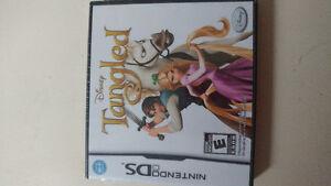 New in pkg. Nintendo DS Tangled Game