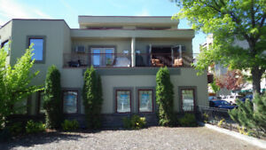 Furnished Condo on Colorful Front St, Penticton