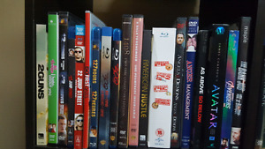 Lots of movies!