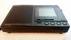 Sony ICF-7601 portable receiver