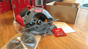 "Milwaukee M18 FUEL Brushless 7¼"" Circular Saw NEW - Scie Ronde"