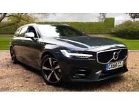 2018 Volvo V90 2.0 D4 R Design Auto W. Winter Automatic Diesel Estate for sale  Horley, Surrey