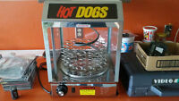 Commercial Hot Dog Carousel