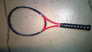 Head Graphite Pro C-tech Xtralong Tennis Racket Racquet
