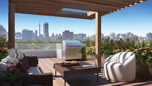 Luxury Suites and Townhouses at Yorkville!