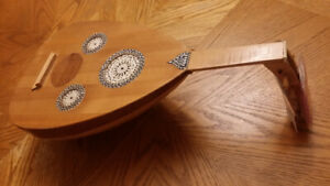 """Brand New Hand Made """"Oud"""" musical instrument (See Pictures)"""
