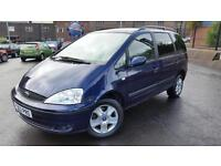 2001 FORD GALAXY 2.3 Zetec Automatic 7 Seater