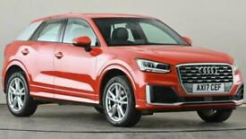image for 2017 Audi Q2 1.4 TFSI S Line 5dr S Tronic Auto Estate petrol Automatic