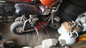 Willing to trade 1970s chief for boat motor