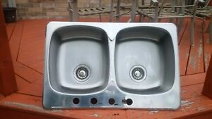 Used SS Kitchen Sink