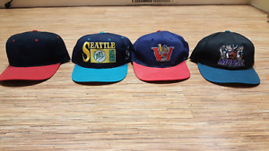 Vintage / New Baseball hats / New Era hats SNAPBACKS  FITS ALL