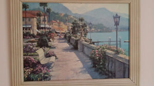 Vintage picture- By the Sea  $ 50