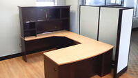 Office Furniture BLOWOUT! - Everything must go this weekend OBO