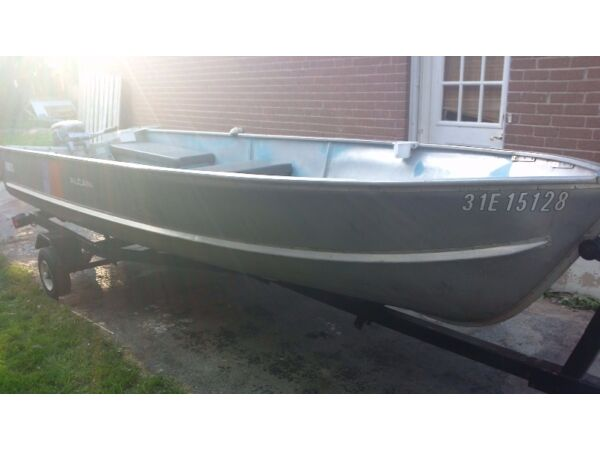 Used 1981 Alumacraft Boat Co AL 1 153 11