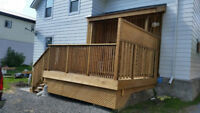 Affordable Fences and Decks, Design, Installation, Repairs