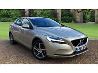 2017 Volvo V40 D2 Momentum Nav Plus Manual Diesel Estate