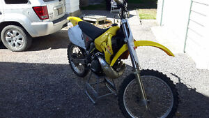 Rm 250 two stroke