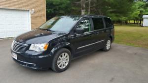 Minivan new price